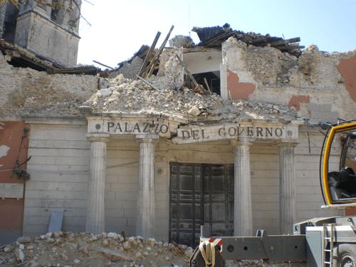 Ayuntamiento L'Aquila